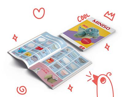 Catálogo de Miniso