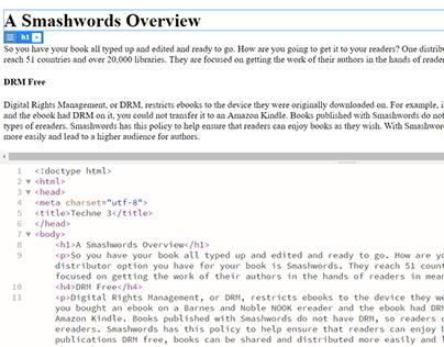 A Smashwords Overview