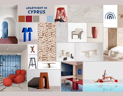 Apartment in Cyprus 2020