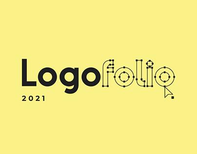 Logofolio 2021 | Black
