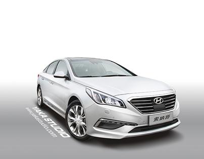 Beijing Hyundai Sonata 9