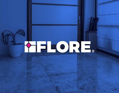 Flore Logo Design and Branding