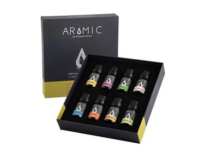 Aromic Essential Oil Packaging