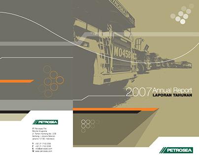 PT Petrosea Tbk Annual Report 2007