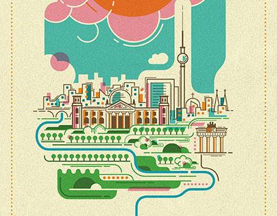 Cities...