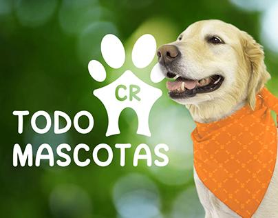 Todo MascotasCR | Branding