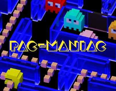 Pac-Maniac.