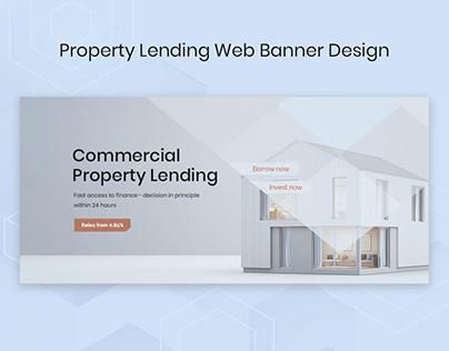Commercial property lending