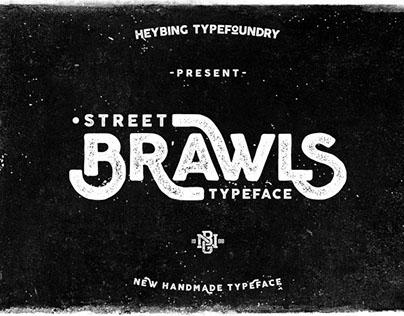 Brawls Typeface - Released !
