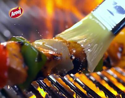 Areej Cooking oil tvc Foodstylist Payal gupta