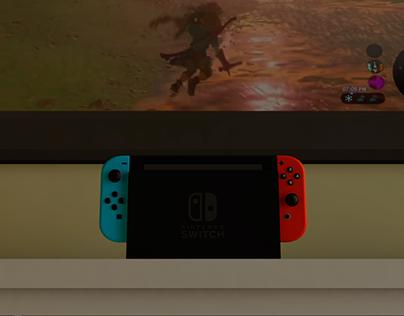 Nintedo Switch Spot
