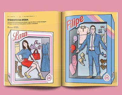 Revista GOL-Diversos