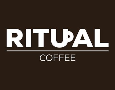 "Visual identity for ""Ritual Coffee"""