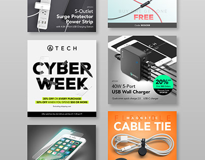 Atech Email Newsletters