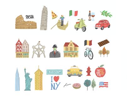 identidad visual & packaging Culture Blends