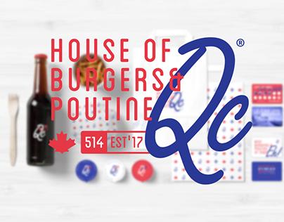 Qc | Restaurant Branding
