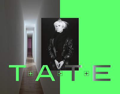 TATE – website redesign