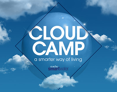 SMART WATER // CLOUD CAMP