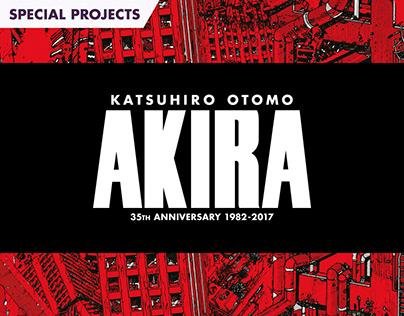 AKIRA 35th Anniversary 1982-2017 Box Set