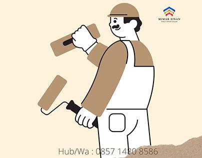 AHLI, 0857 1480 8586, Jasa Renovasi Rumah Grogol Utara
