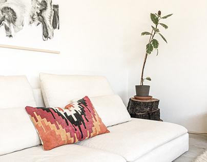 Sunny Attic Loft - interior