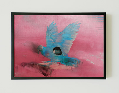 Bird - a series of paintings II