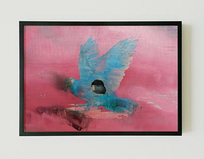 Bird - a series of paintings II