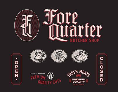Fore Quarter Butcher Shop