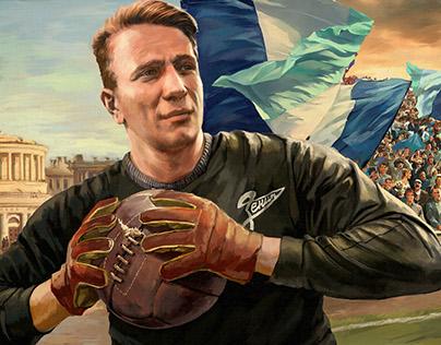 FC Zenit // Legends