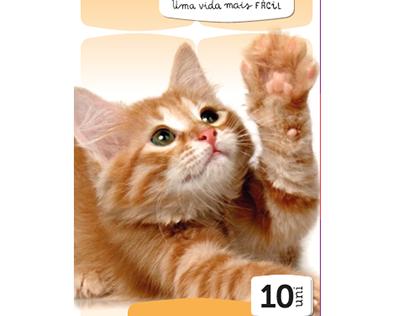 Saco WC para Gatos (melhor copy de sempre?)