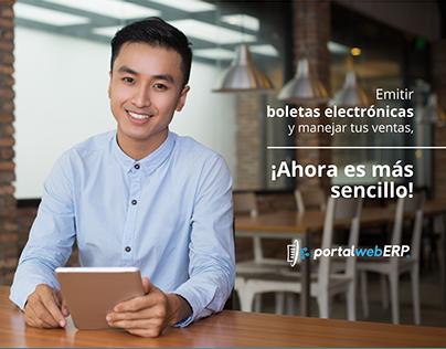 Services presentation - Portalweb