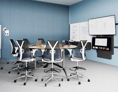 Herman Miller Office Visuals