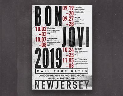 BonJovi - New Brand Identity