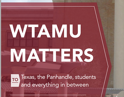 WTAMU Economic Impact Report