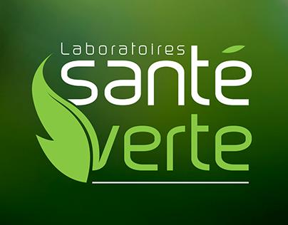 Santé Verte rebranding  -  2014