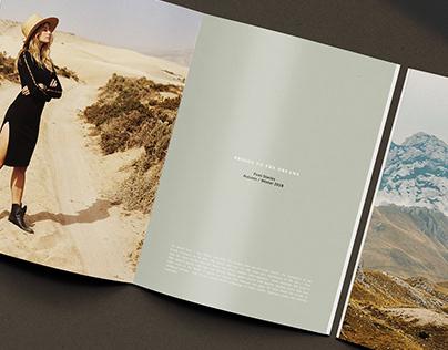 Femi Stories AW 18/19 Catalogue