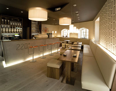 Cafe 220°