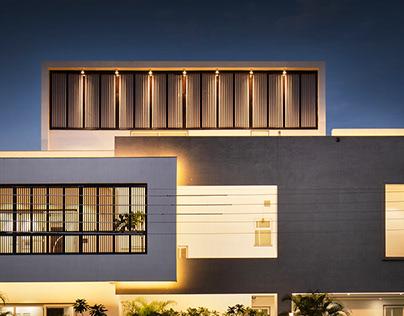 Casa Forma by RENESA ARCHITECTURE STUDIO