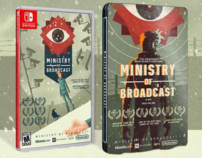 ART OF MINISTRY OF BROADCAST