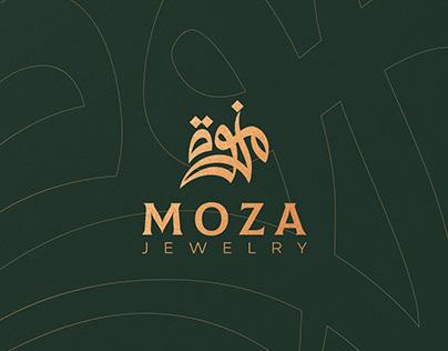 MOZA JEWELRY BRANDING