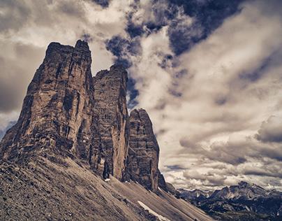 The - Tre Cime di Lavaredo - Expedition