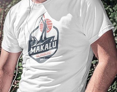 T-shirt and logo