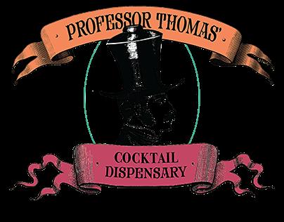 Professor Thomas' Dispensary (Cocktails)