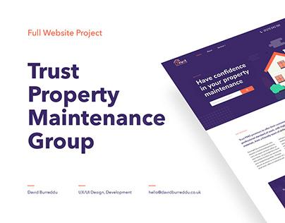 Trust PMG Website