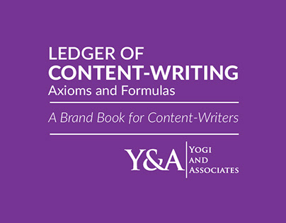 Y&A – Ledger of Content-Writing Axioms