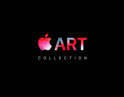  Apple Art Collection