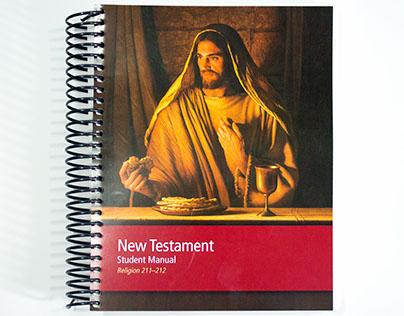 Institute New Testament Student Manual