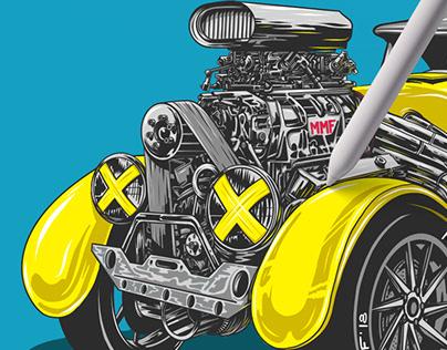 Memel Motor Fest '18