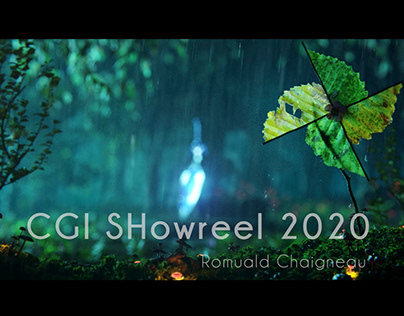 CGI Showreel 2020