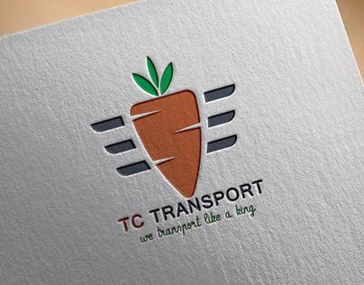 Carrot Transports Logo Design